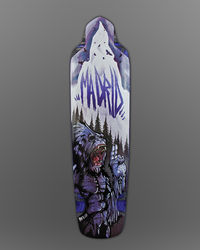 Madrid Premium Freeride longboards Bigfoot