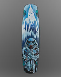 Madrid Premium Freeride longboards Yeti